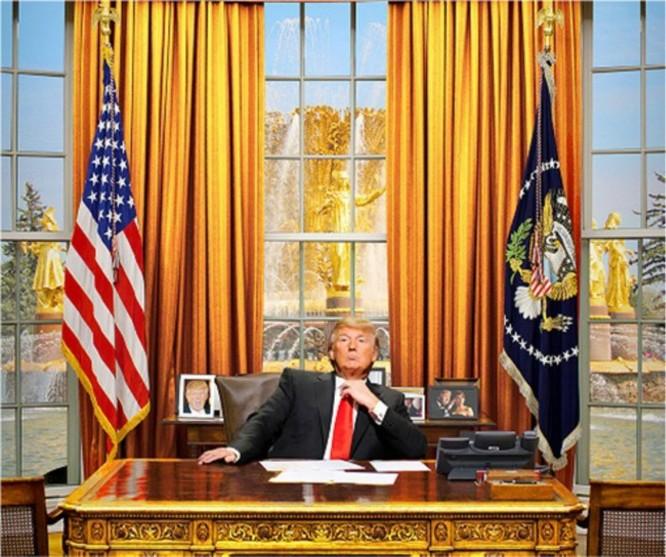 Lễ nhậm chức của Tổng thống Mỹ Donald Trump - Video ảnh 3