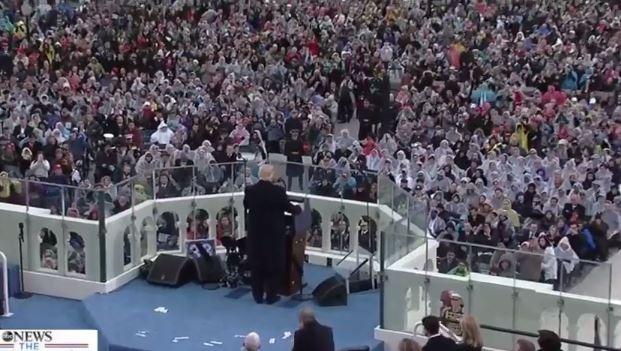 Toàn cảnh lễ tuyên thệ nhậm chức của Tổng thống Mỹ Donald Trump - VIDEO, ẢNH ảnh 97