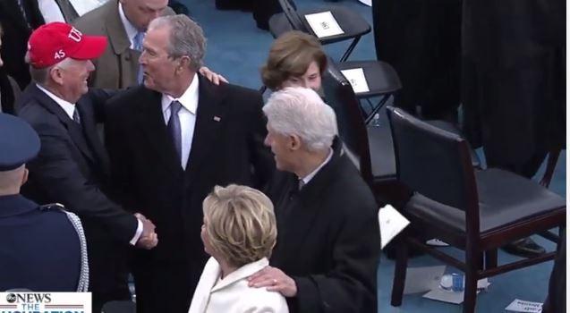 Toàn cảnh lễ tuyên thệ nhậm chức của Tổng thống Mỹ Donald Trump - VIDEO, ẢNH ảnh 106
