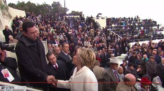 Toàn cảnh lễ tuyên thệ nhậm chức của Tổng thống Mỹ Donald Trump - VIDEO, ẢNH ảnh 105
