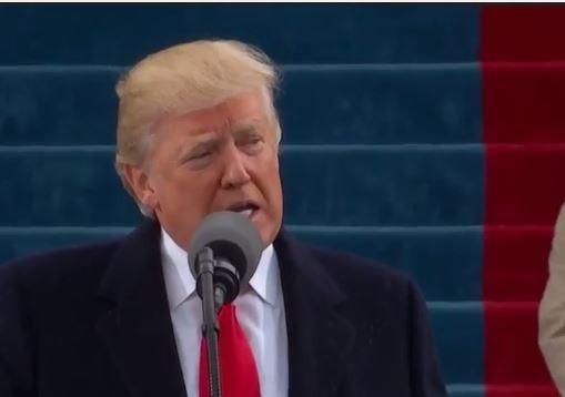 Tân lãnh đạo Mỹ cam kết sẽ đưa nước Mỹ thịnh vượng trở lại.