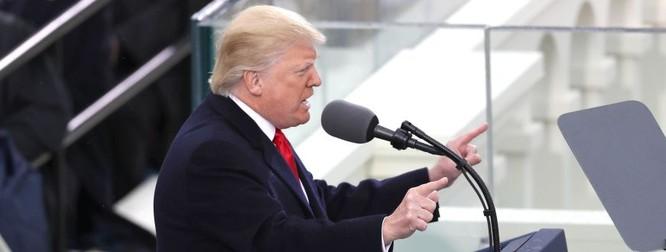 Tổng thống Donald Trump: Thời đại của đàm đạo trống rỗng đã kết thúc - VIDEO ảnh 1