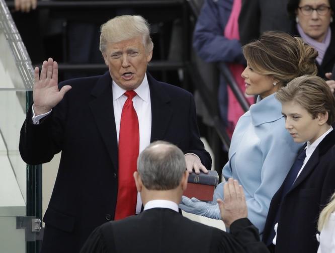 Tổng thống Donald Trump: Thời đại của đàm đạo trống rỗng đã kết thúc - VIDEO ảnh 4