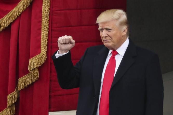 Tổng thống Donald Trump: Thời đại của đàm đạo trống rỗng đã kết thúc - VIDEO ảnh 3