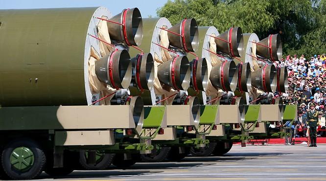 Lực lượng tên lửa đạn đạo của Trung Quốc.