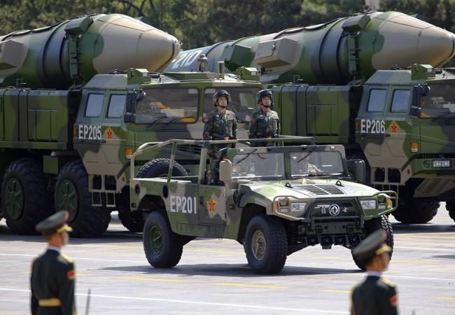 Tên lửa Đông Phong 41 của Trung Quốc