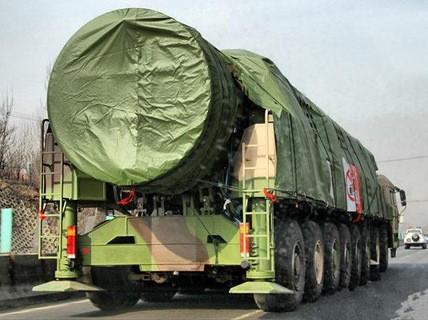Tên lửa Đông Phong 41.