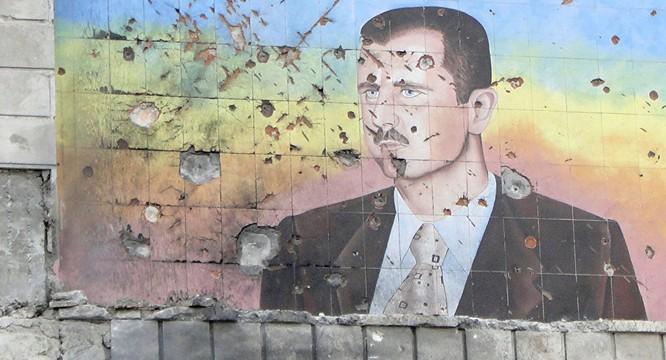 Chiến tranh ở Syria đang tan phá nghiêm trọng quốc gia Trung Đông (ảnh minh họa)