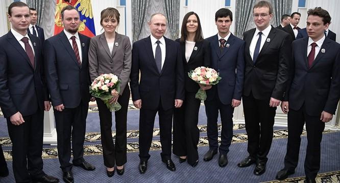 Tổng thống Putin: Tương lai tuyệt vời của nước Nga là điều tất yếu ảnh 1