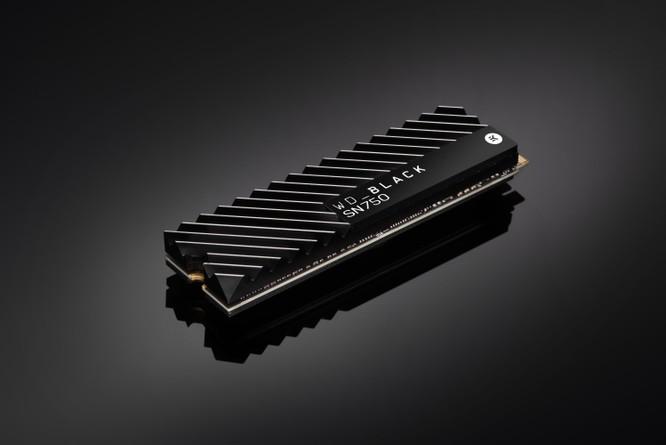 Western Digital giới thiệu dòng SSD SN750 siêu nhỏ gọn, dung lượng lên tới 2TB ảnh 1