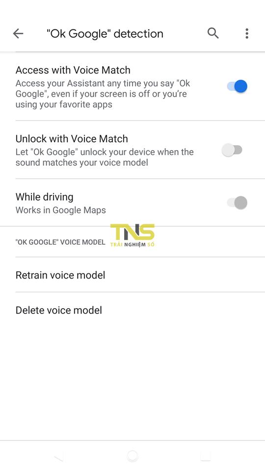 Cách mở Google Assistant bằng giọng nói khi tắt màn hình ảnh 4