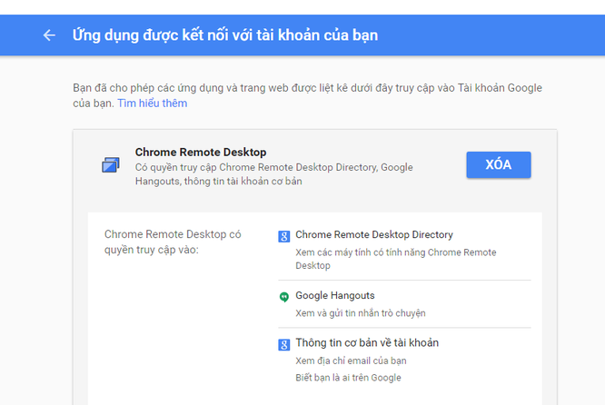 Làm sao tránh người khác hack tài khoản Gmail của bạn ảnh 3