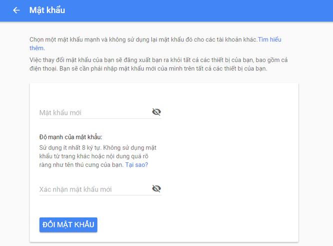 Làm sao tránh người khác hack tài khoản Gmail của bạn ảnh 4