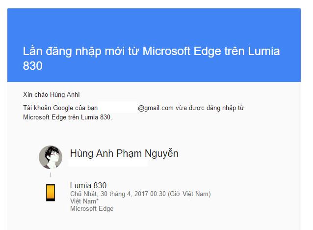 Làm sao tránh người khác hack tài khoản Gmail của bạn ảnh 6