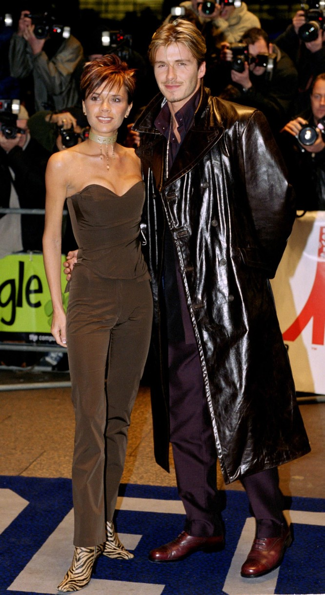 David và Victoria Beckham kỷ niệm 20 năm ngày cưới ảnh 11