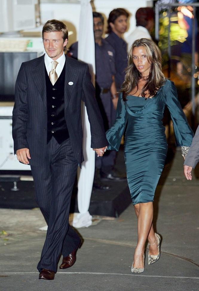David và Victoria Beckham kỷ niệm 20 năm ngày cưới ảnh 7