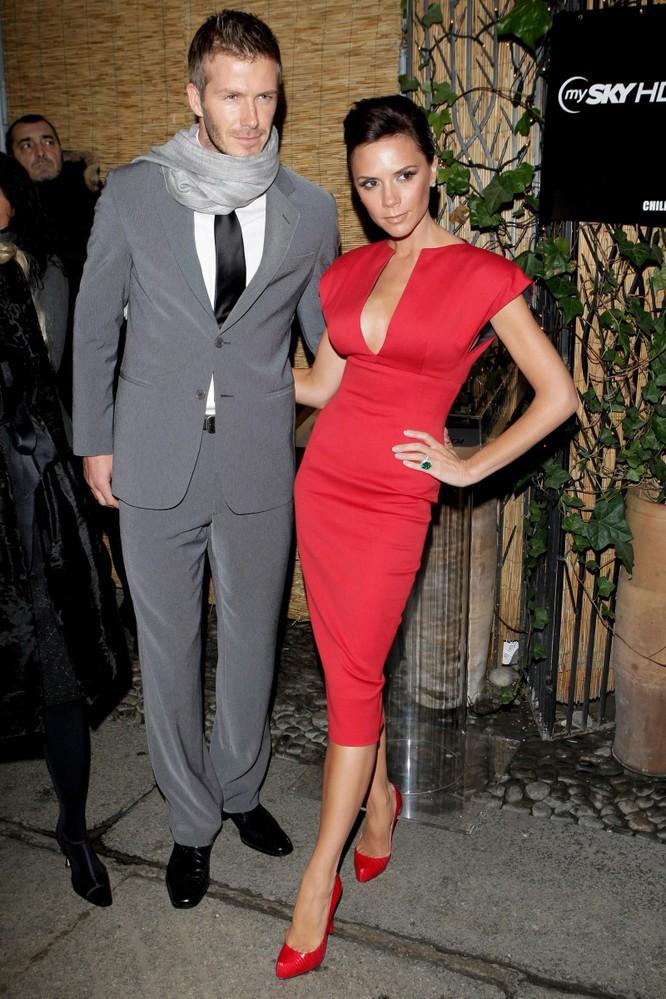 David và Victoria Beckham kỷ niệm 20 năm ngày cưới ảnh 9