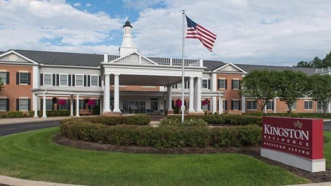 Viện dưỡng lão Kingston Residence of Sylvania nơi 2 cụ sống