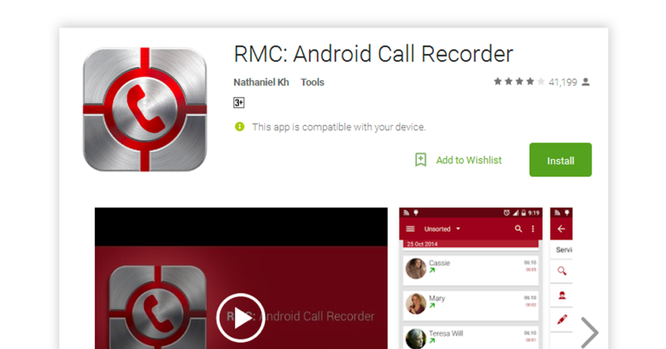 Top 12 ứng dụng ghi âm cuộc gọi tốt nhất cho Android (phần 1) ảnh 6