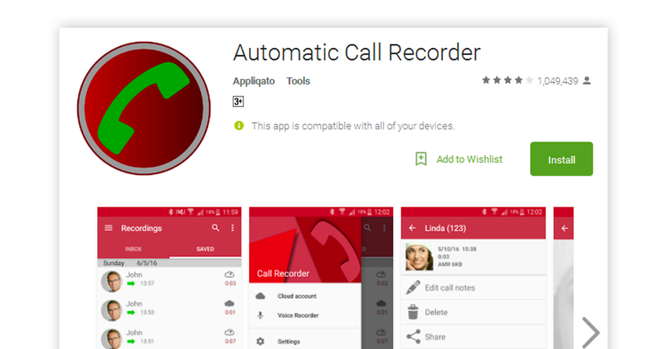 Top 12 ứng dụng ghi âm cuộc gọi tốt nhất cho Android (phần 1) ảnh 5
