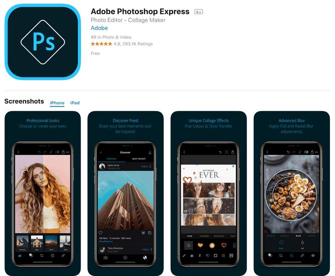 Top những ứng dụng chỉnh sửa ảnh tốt nhất cho iPhone (Phần 1) ảnh 3