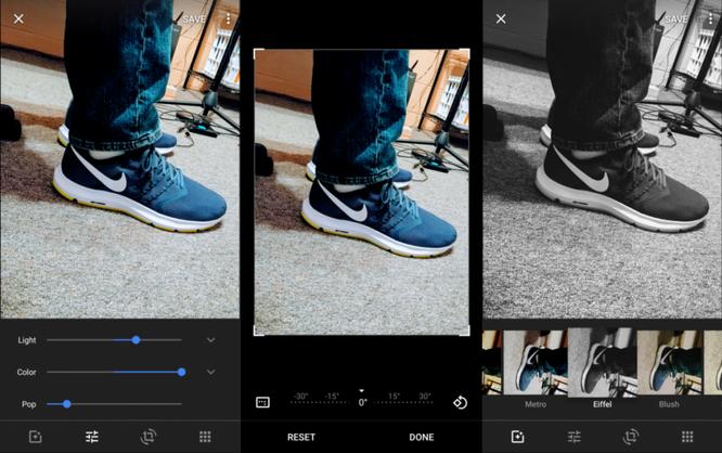 Top những ứng dụng chỉnh sửa ảnh tốt nhất cho Android (Phần 1) ảnh 1