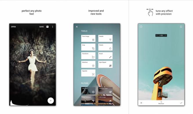 Top những ứng dụng chỉnh sửa ảnh tốt nhất cho Android (Phần 1) ảnh 2