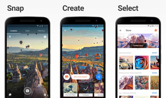 Top những ứng dụng chỉnh sửa ảnh tốt nhất cho Android (Phần 2) ảnh 1