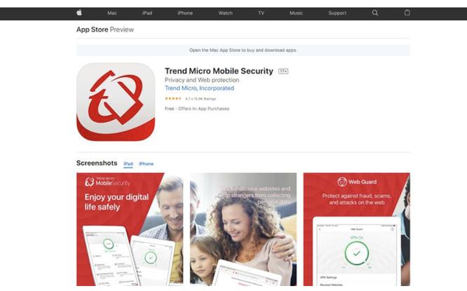 Những ứng dụng diệt virus tốt nhất cho iPhone trong năm 2021 (Phần cuối) ảnh 2