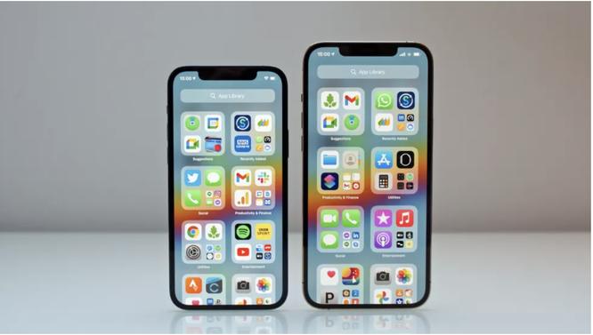 """Hé lộ thông tin đầu tiên về """"iPhone 13"""" ảnh 1"""