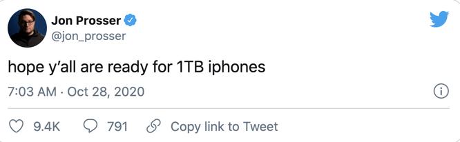 """Hé lộ thông tin đầu tiên về """"iPhone 13"""" ảnh 3"""