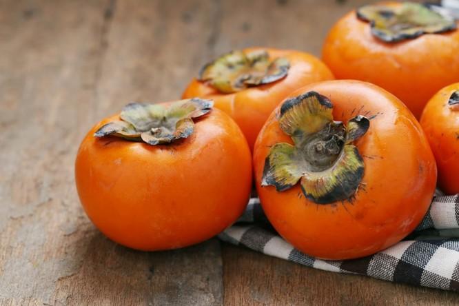 Quả hồng giòn: Món ăn ngon miệng và bổ dưỡng ảnh 1