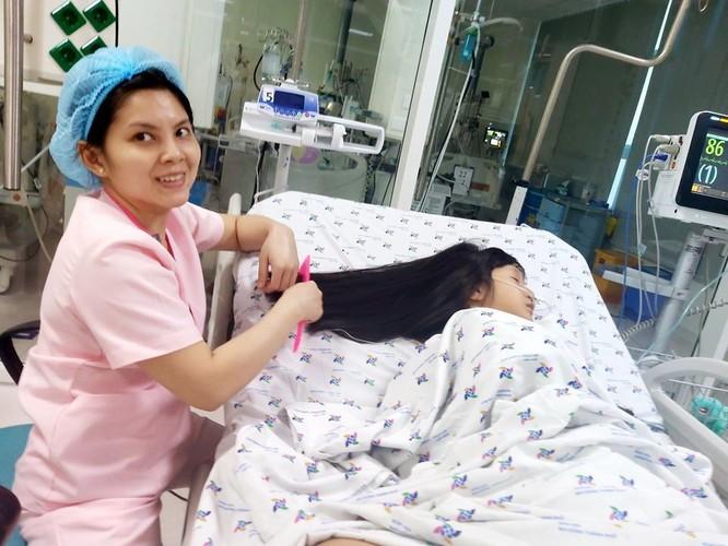Con gái bị viêm cơ tim tối cấp, nguy kịch tính mạng, mẹ tưởng cảm cúm thông thường ảnh 2