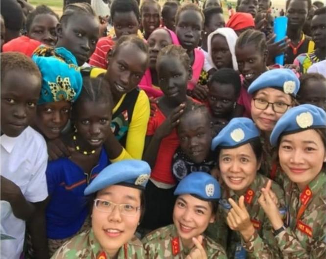 Nỗi trăn trở của người lính trở về từ Nam Sudan ảnh 7