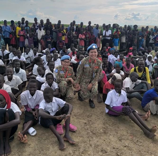 Nỗi trăn trở của người lính trở về từ Nam Sudan ảnh 6