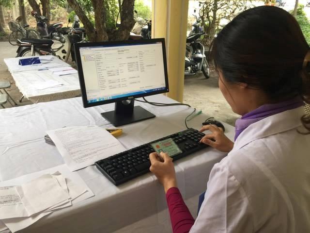 TP.HCM thực hiện hồ sơ sức khỏe điện tử tạo thuận lợi cho việc khám chữa bệnh ảnh 1