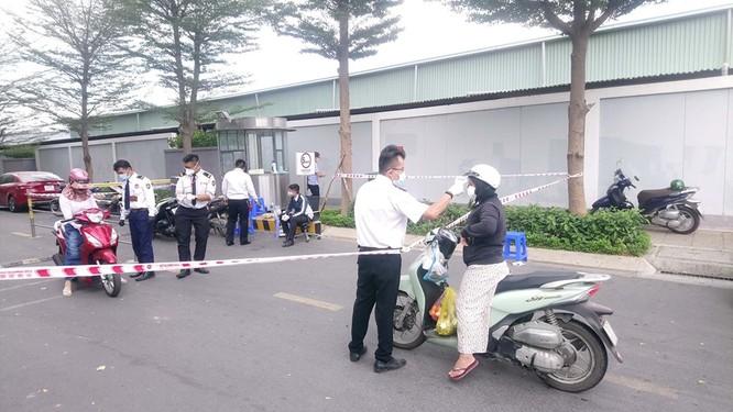 Cách ly 1 chung cư ở phường Thảo Điền, quận 2 vì có bệnh nhân dương tính với COVID-19 ảnh 1