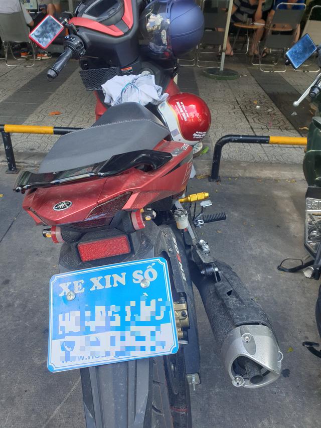 """""""Anh xã hội"""" của một CSGT Tân Sơn Nhất nhờ người tố giác rút đơn tố giác cưỡng đoạt tiền người vi phạm ảnh 1"""