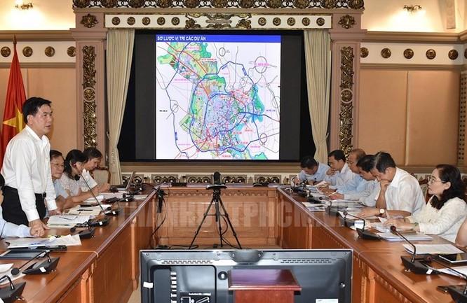 TP.HCM sắp triển khai 8 dự án giao thông trọng điểm nhằm tháo gỡ nhiều vấn đề ảnh 1