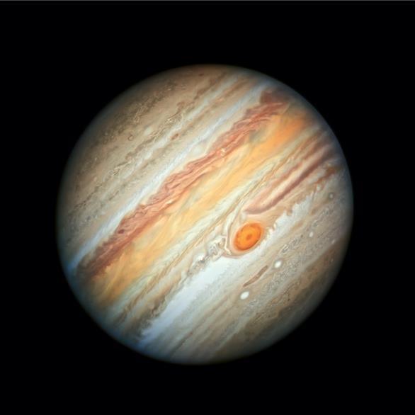 Phát hiện ngoại hành tinh có khối lượng nặng gấp 40 lần Trái Đất ảnh 1
