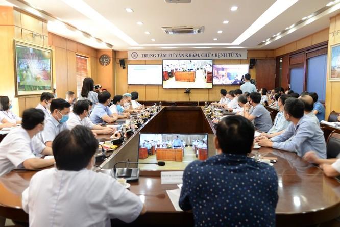 BV Nội tiết Trung ương chính thức triển khai khám, chữa bệnh từ xa cho bệnh nhân ảnh 2