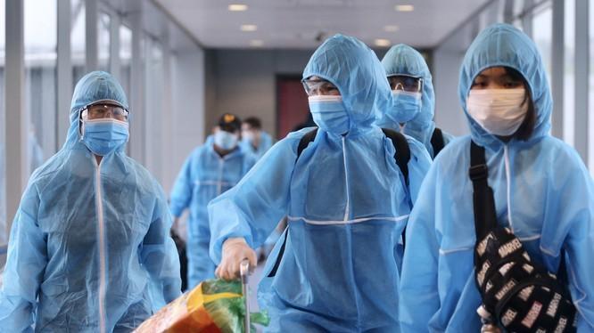 Việt Nam mở lại các chuyến bay quốc tế với nhiều yêu cầu nghiêm ngặt phòng chống COVID-19 ảnh 1