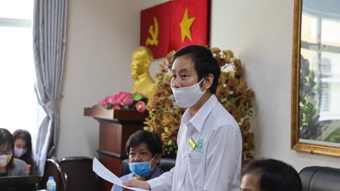 Vụ 50 học sinh ở TP.HCM bị ngộ độc thực phẩm: Nghi ngờ do ăn bánh su kem ảnh 1