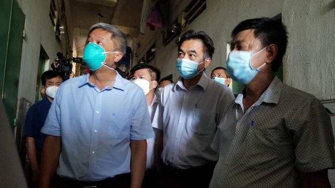 Tăng cường phân bổ vaccine cho tỉnh Bình Dương tiêm ngừa cho công nhân ảnh 1