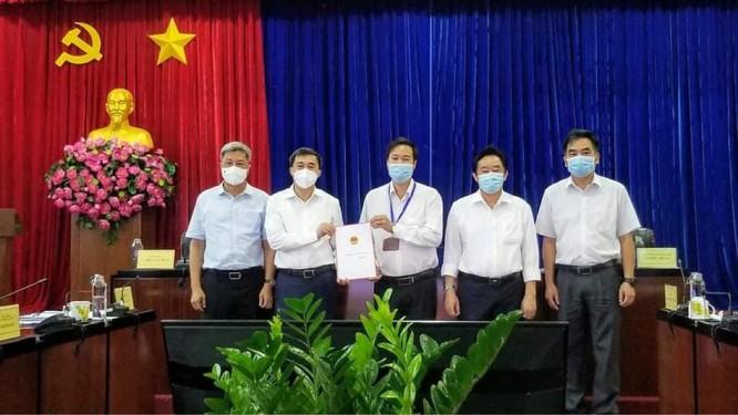 Tăng cường phân bổ vaccine cho tỉnh Bình Dương tiêm ngừa cho công nhân ảnh 3