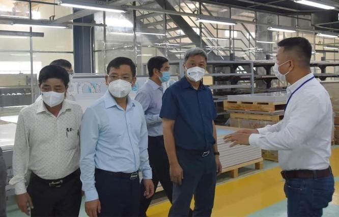 Tỉnh Đồng Nai với 1.2 triệu công nhân giữ vững sản xuất trong dịch COVID-19 ảnh 2