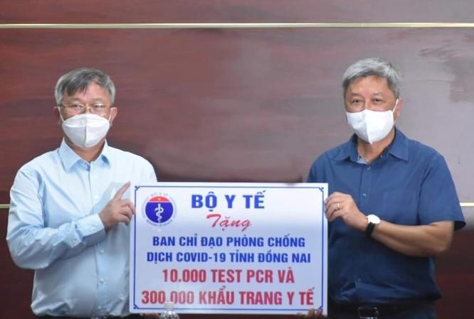 Tỉnh Đồng Nai với 1.2 triệu công nhân giữ vững sản xuất trong dịch COVID-19 ảnh 3