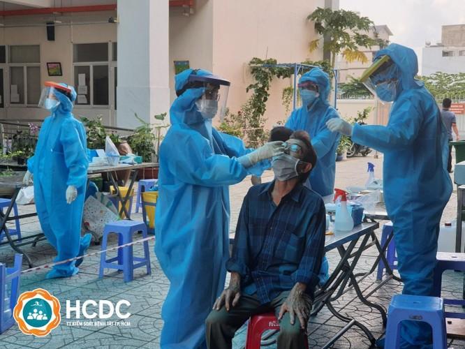 TP.HCM gần 3.000 ca nhiễm, hàng loạt BV phát hiện nhiều ca dương tính thông qua khám sàng lọc ảnh 1