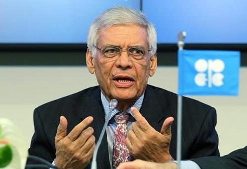 Tổng thư ký OPEC -Abdullah al-Badri.