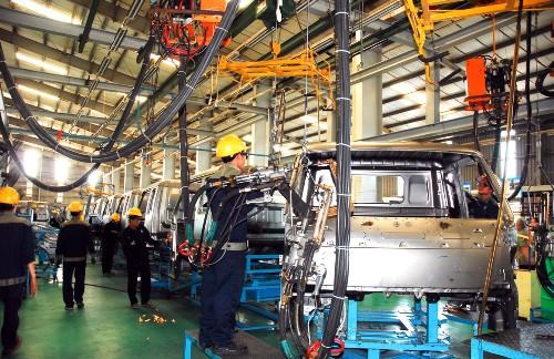 Công nghiệp ô tô Việt: Giấc mơ bao giờ thành hiện thực?